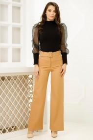 Pantaloni Marisa Cream