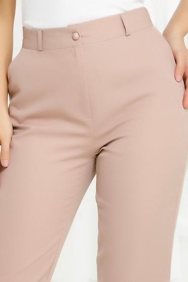 Pantaloni Elah Nude