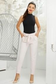 Pantaloni Alima Ivory