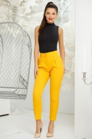 Pantaloni Jade Yellow