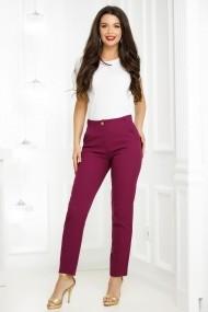 Pantaloni Mariam Magenta