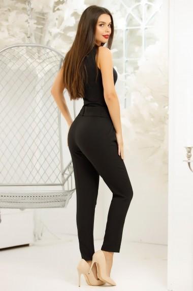 Pantaloni Alima Black