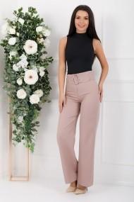 Pantaloni Marisa Beige Pink