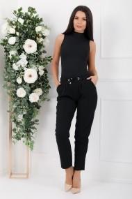 Pantaloni Octavia Black