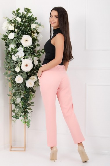 Pantaloni Octavia Pink