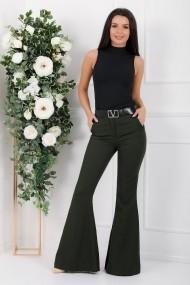 Pantaloni Presley Kaki