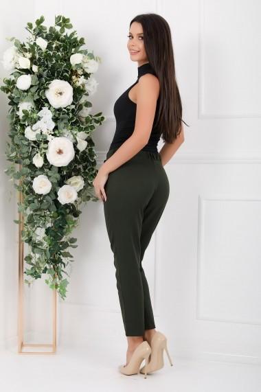 Pantaloni Octavia Kaki