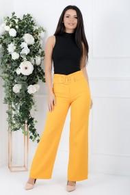 Pantaloni Marisa Yellow