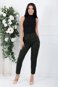 Pantaloni Jade Kaki