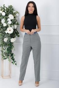 Pantaloni Tisa in carouri