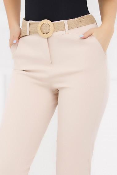 Pantaloni Imala Nude