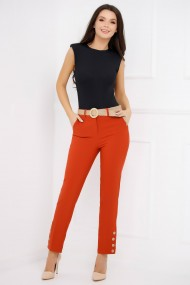 Pantaloni Imala Orange