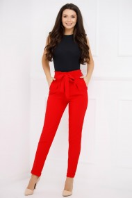 Pantaloni Keyla Red