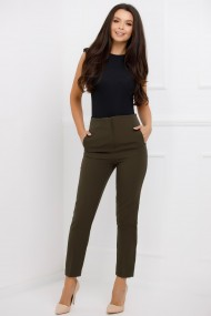 Pantaloni Hazel Kaki