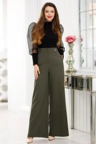 Pantaloni Chloe Kaki