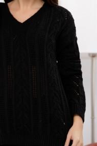 Pulover Alison negru