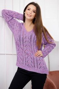 Pulover Alison lila