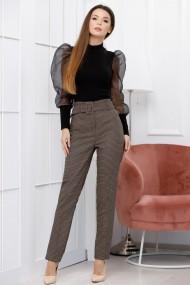 Pantaloni Molly maro