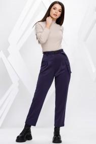 Pantaloni Sunny bleumarin