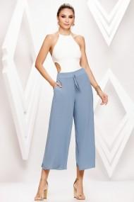 Pantaloni Fabia bleu