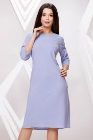 Rochie de zi midi Ejolie bleu deschis