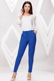 Pantaloni Mira albastri