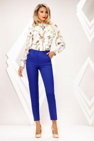 Pantaloni Elah albastri
