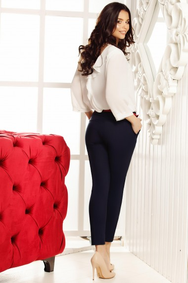 Pantaloni Filipa Navy