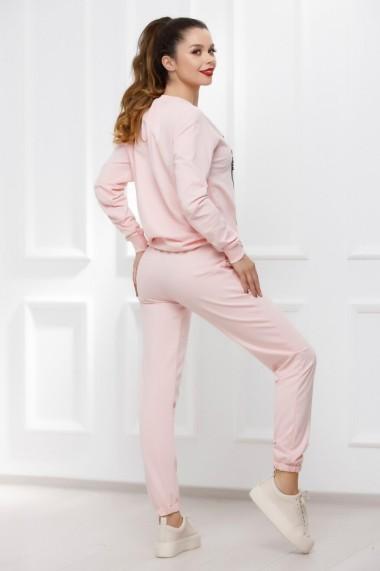 Trening Desire roz din bumbac