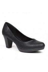 Pantofi cu toc Carolina Boix Negru 50230 Negru