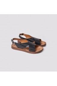 Sandale plate Carolina Boix Negru 51964 Negru