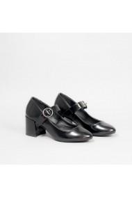 Pantofi cu toc Carolina Boix Negru 60094 Negru