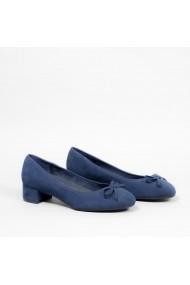 Pantofi cu toc Carolina Boix Bleumarin 60060 Bleumarin