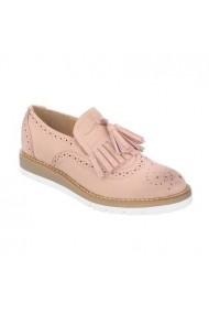 Pantofi Carolina Boix Roz S37 Roz