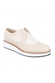 Pantofi Carolina Boix Bej 62055 Bej