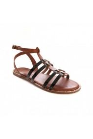 Sandale plate Carolina Boix Negru 41853 Negru