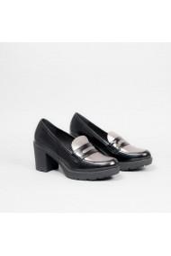 Pantofi cu toc Carolina Boix Negru 60106  Negru