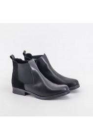 Pantofi Carolina Boix Negru K014 Negru