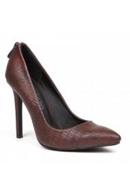 Pantofi cu toc Carolina Boix Maro 50110 Maro