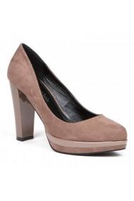 Pantofi cu toc Carolina Boix Maro 50820 Maro