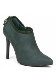 Botine Carolina Boix Verde 50115 Verde