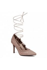 Pantofi cu toc Carolina Boix Maro 50412 Maro