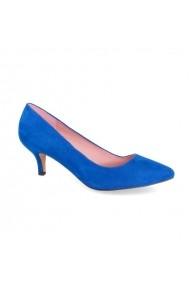 Pantofi cu toc Carolina Boix Albastru 60990 Albastru