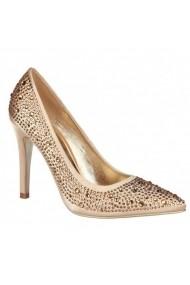 Pantofi Carolina Boix Auriu 50072 Auriu