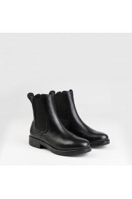 Pantofi Carolina Boix Negru Kann-08 Negru