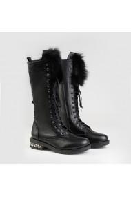 Pantofi Carolina Boix Negru TELLA-02 Negru