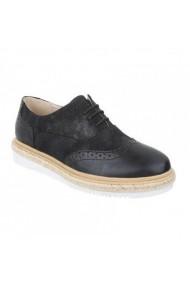 Pantofi Carolina Boix Negru 62022 Negru