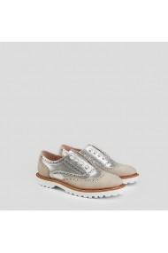 Pantofi Carolina Boix Gri 61100 Gri