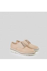 Pantofi Carolina Boix Bej 7325 Bej