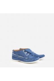 Pantofi Carolina Boix 381/A-jeans